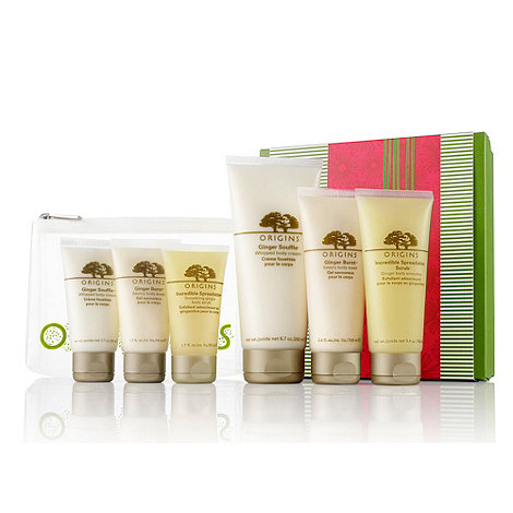 Origins - Ginger to Go & Stay Gift Set
