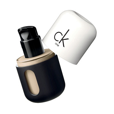ck one cosmetics - ck one 3 in 1 face makeup SPF 8