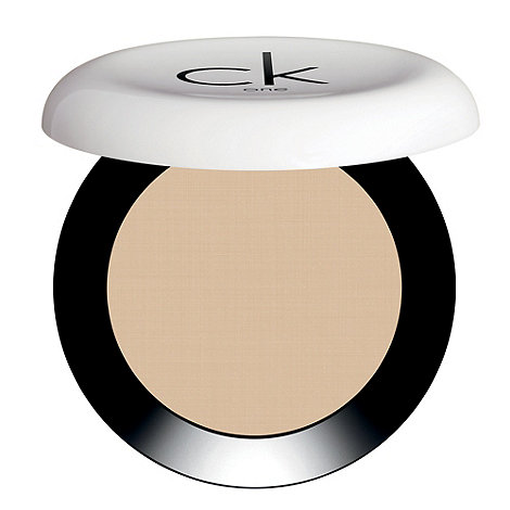 ck one cosmetics - ck one airlight pressed powder SPF 15