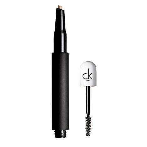 ck one cosmetics - ck one brow pencil & gel duo