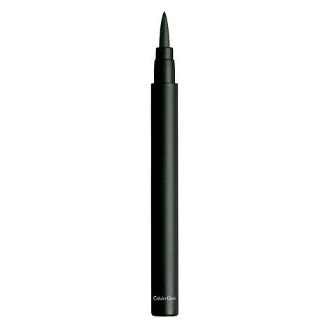 ck one cosmetics - ck one liquid eyeliner marker