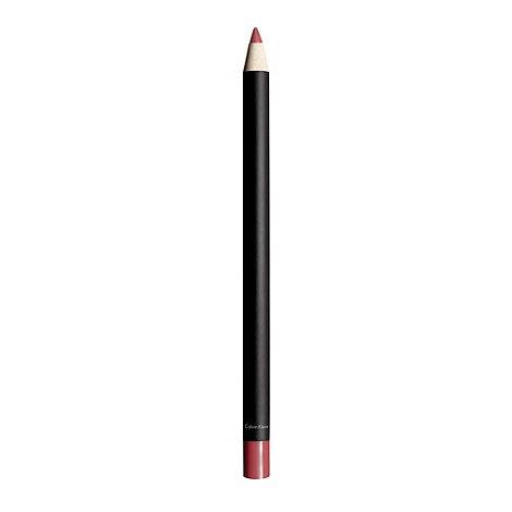 ck one cosmetics - ck one soft defining lip pencil