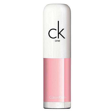 ck one cosmetics - ck one long wear + shine nail color in 140 light pink