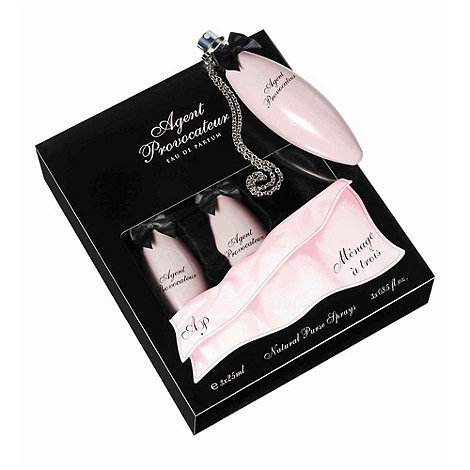 Agent Provocateur - Agent Provocateur Eau de Parfum 3 x 25ml purse sprays
