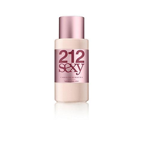 Carolina Herrera - +212 Sexy+ body lotion 200ml