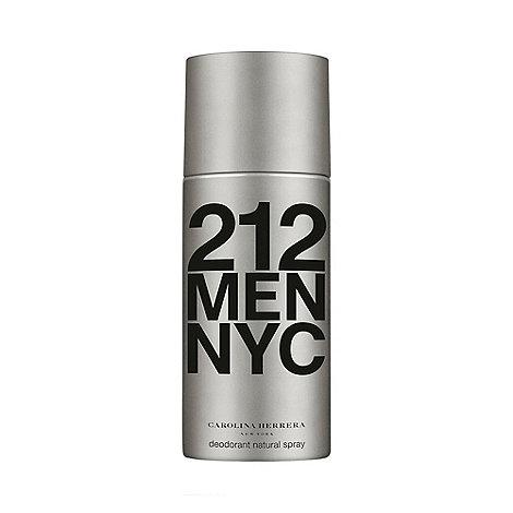 Carolina Herrera - 212 Men Deodorant Spray 150ml