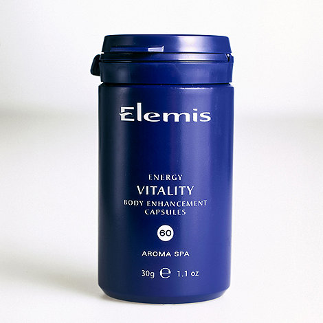 ELEMIS - Body Enhancement Energy Vitality+ capsules x 60