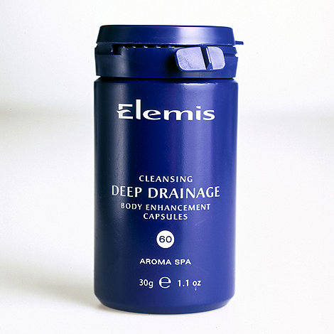 ELEMIS - +Body Enhancement Cleansing Deep Drainage+ capsules x 60