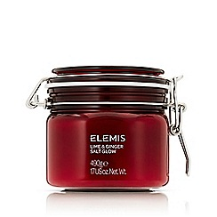 Elemis - Lime and ginger salt glow 410g