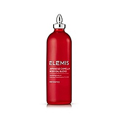 Elemis - 'Japanese Camellia' body oil blend 100ml