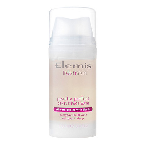 ELEMIS - +Freshskin+ peachy perfect gentle face wash 100ml