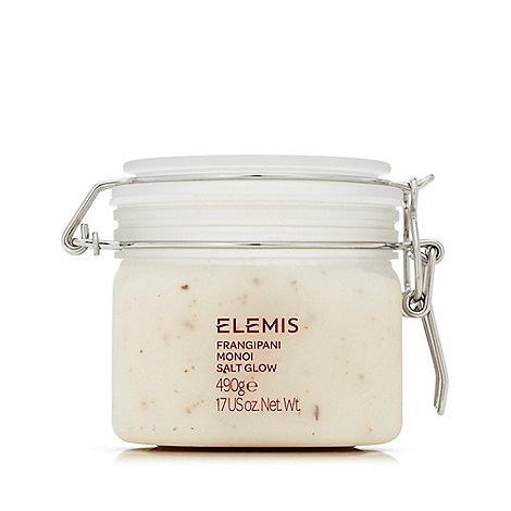 ELEMIS - +Frangipani Monoi+ salt glow scrub 480g