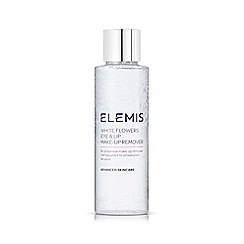 ELEMIS - 'White Flowers' eyes and lip make up remover 50ml