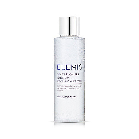 ELEMIS - +White Flowers+ eyes and lip make up remover 50ml