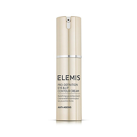 ELEMIS - +Pro-Definition+ eye and lip contour cream 15ml