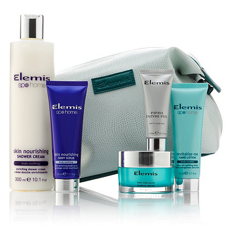 ELEMIS - +The Beauty Of Travel+ skincare essentials gift set