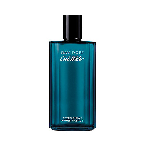 Davidoff - +Cool Water+ aftershave