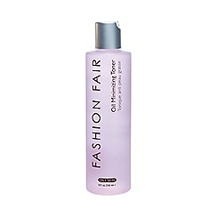 Fashion Fair - Oil minimising toner 40ml