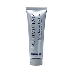 Fashion Fair - 'Refining' face and body scrub 81g