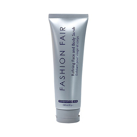 Fashion Fair - Refining face and body scrub 81g