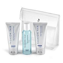 Fashion Fair - Travel Kit - Dry Skin Gift Set