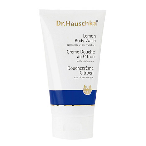 Dr. Hauschka - Lemon Body Wash 150ml