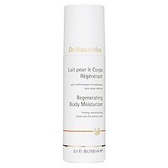 Dr. Hauschka - Regenerating Body Moisturiser 150ml