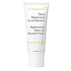 Dr. Hauschka - Regenerating Neck & Decollete Cream 40g