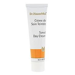 Dr. Hauschka - Toned Day Cream 30ml