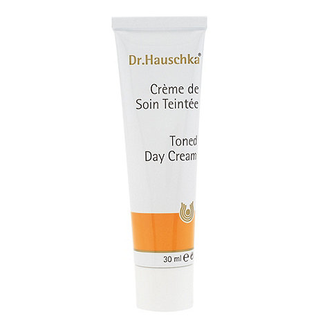 Dr. Hauschka - Toned day cream 30ml