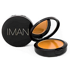 IMAN - Second to None Cream to Powder Foundation - Clay 10g