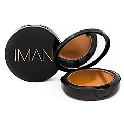 IMAN - Second to None Cream to Powder Foundation - Earth 10g