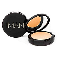 IMAN - Second to None Pressed Powder - Clay 10g