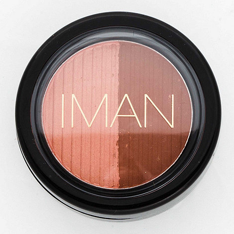 IMAN - Luxury Duo Blushing Powder 3g