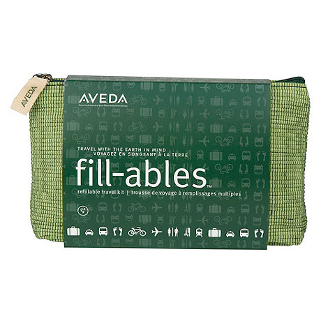 Aveda - Filli-able travel kit