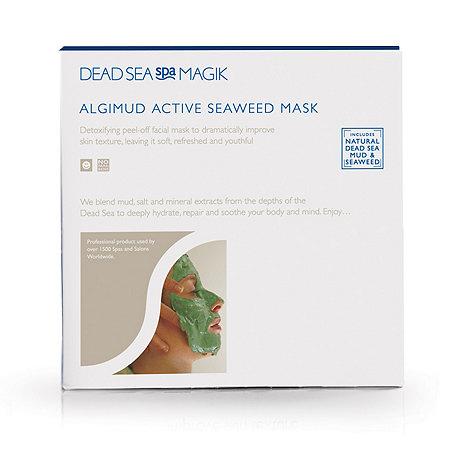 Dead Sea Magik - +Algimud Active+ seaweed mask 25g
