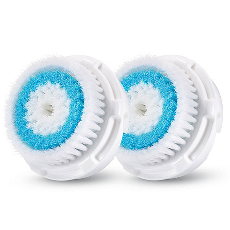 Clarisonic - +Deep Pore+ cleansing twin pack brush head