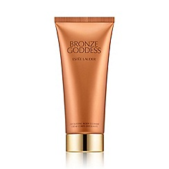 Estée Lauder - 'Bronze Goddess' exfoliating body cleanser 200ml