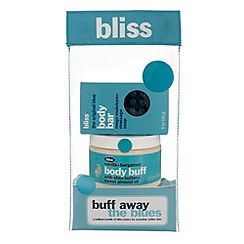Bliss - Buff Away The Blues Gift Set