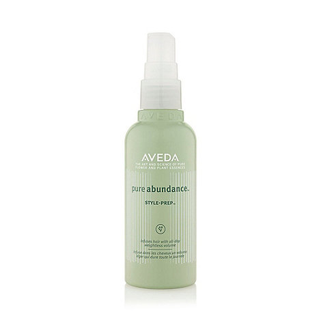 Aveda - +Pure Abundance+ style prep hair spray 100ml