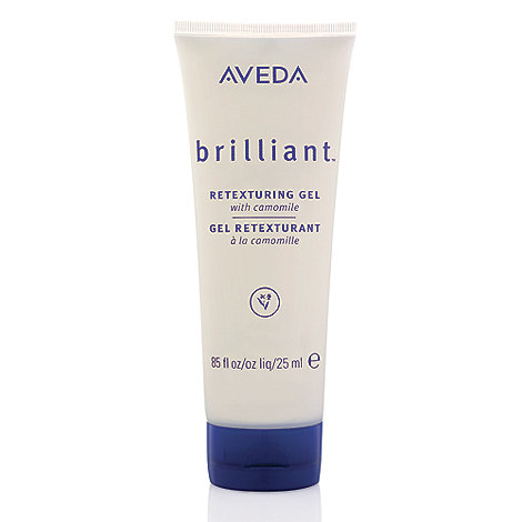Aveda - +Brilliant+ retexturing hair gel
