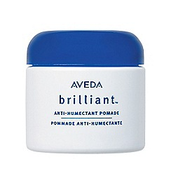 Aveda - 'Brilliant' anti-humectant hair pomade 75ml