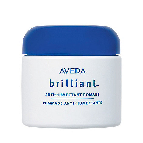 Aveda - +Brilliant+ anti-humectant hair pomade 75ml