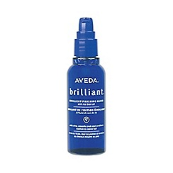 Aveda - 'Brilliant' emollient finishing gloss hair oil 75ml
