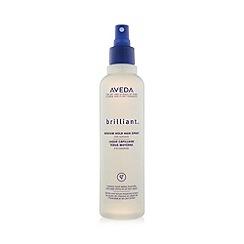 Aveda - 'Brilliant' hairspray