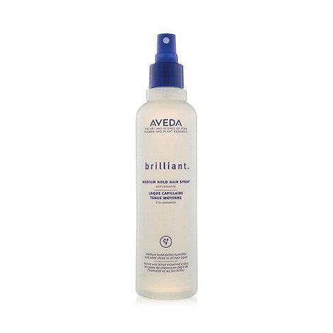 Aveda - +Brilliant+ hairspray