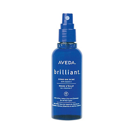 Aveda - +Brilliant+ spray-on hair shine 100ml