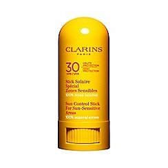 Clarins - NEW Sun Control Stick For Sun-Sensitive Areas UVB/UVA 30