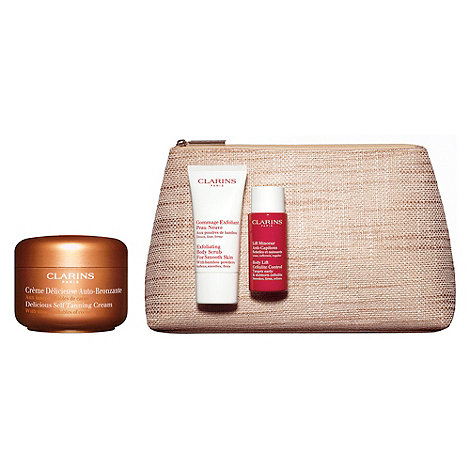 Clarins - +Self Tanning+ gift set