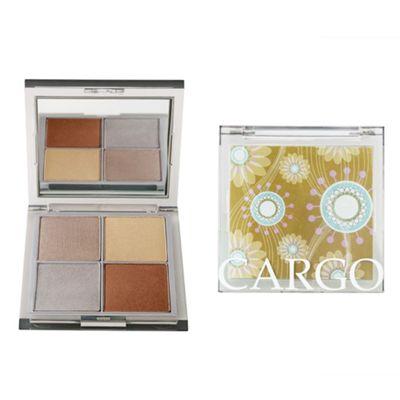 Cargo Cosmetics Color Eye Palette - Paris